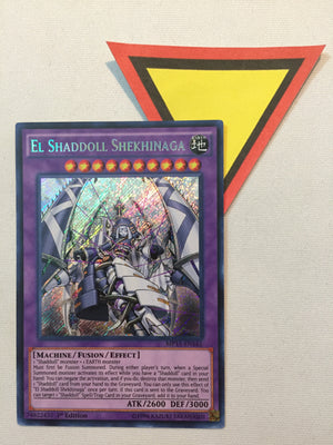 EL SHADDOLL SHEKHINAGA - SECRET - MP15-EN161 - 1ST