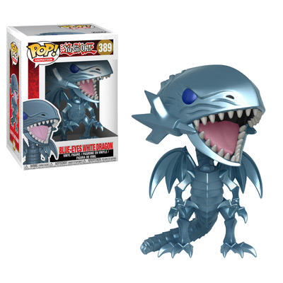 POP! Figure: Blue-Eyes White Dragon