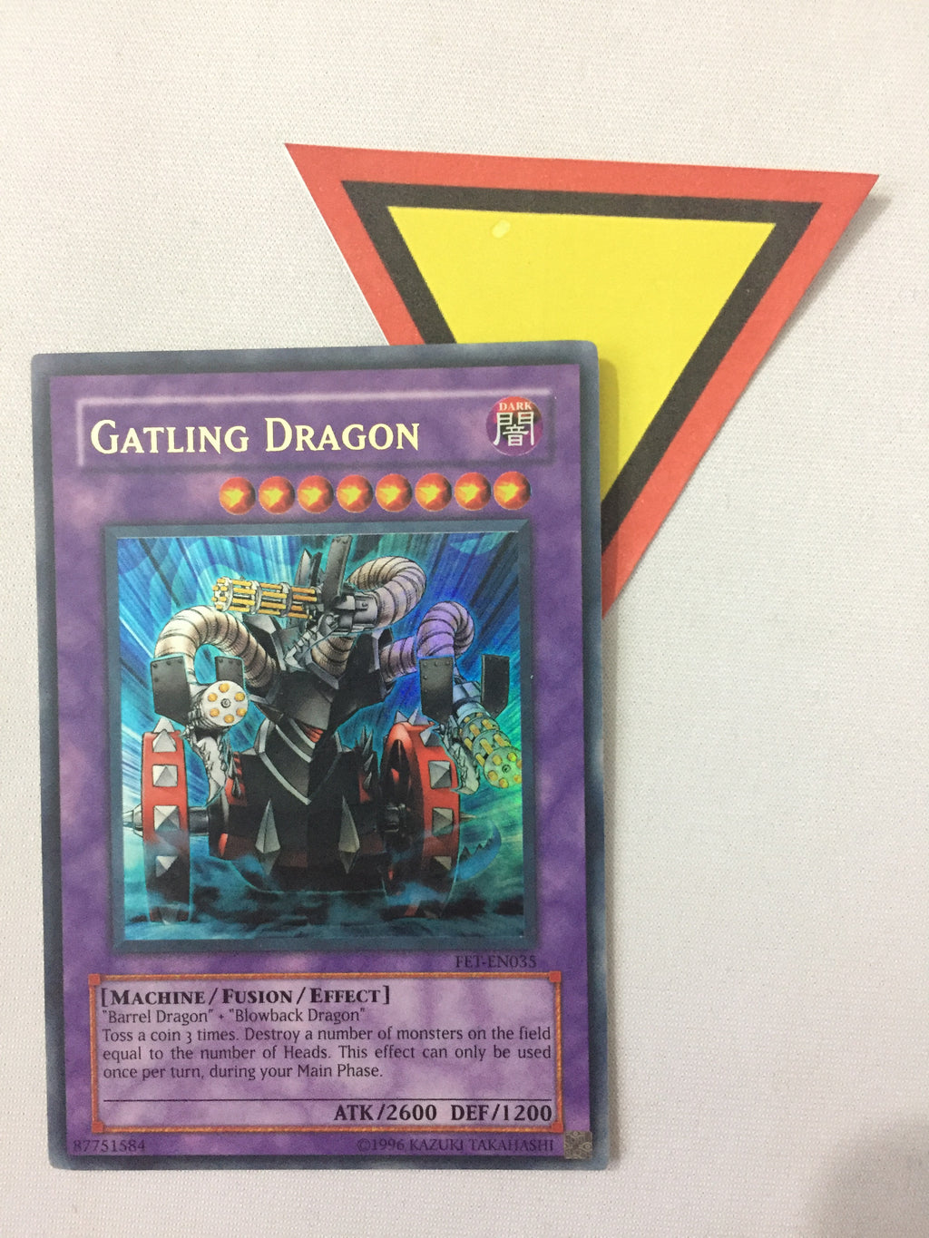 GATLING DRAGON - ULTRA - FET-EN035