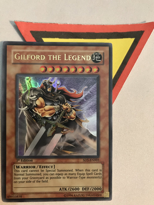 Gilford the Legend / Ultra - SD5-EN001 - 1st