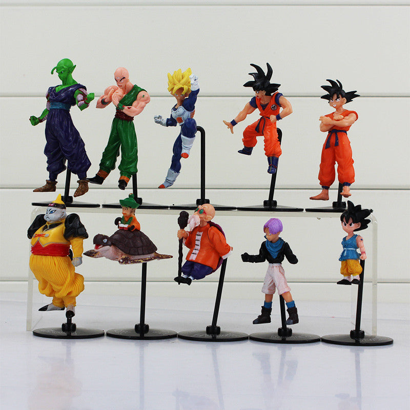 Dragon Ball Z - Mini Figure (10 pcs)