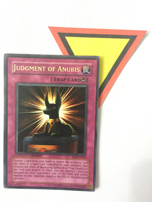 JUDGEMENT OF ANUBIS - ULTRA - RDS-ENSE3 - LIMITED ED