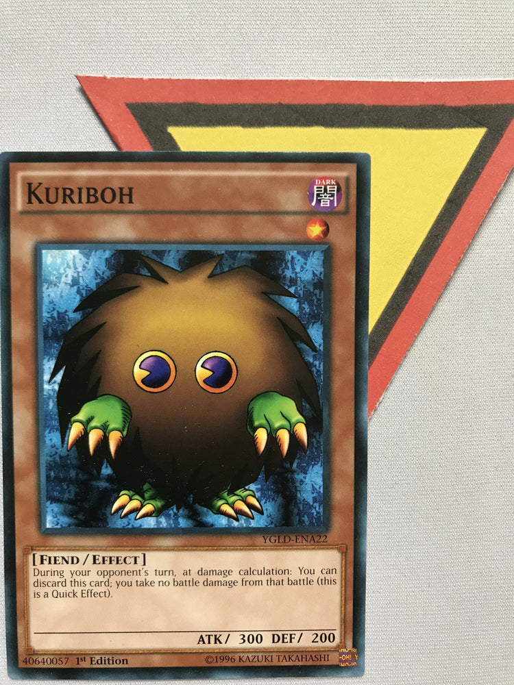Kuriboh / Common - YGLD-ENA23 - 1ST