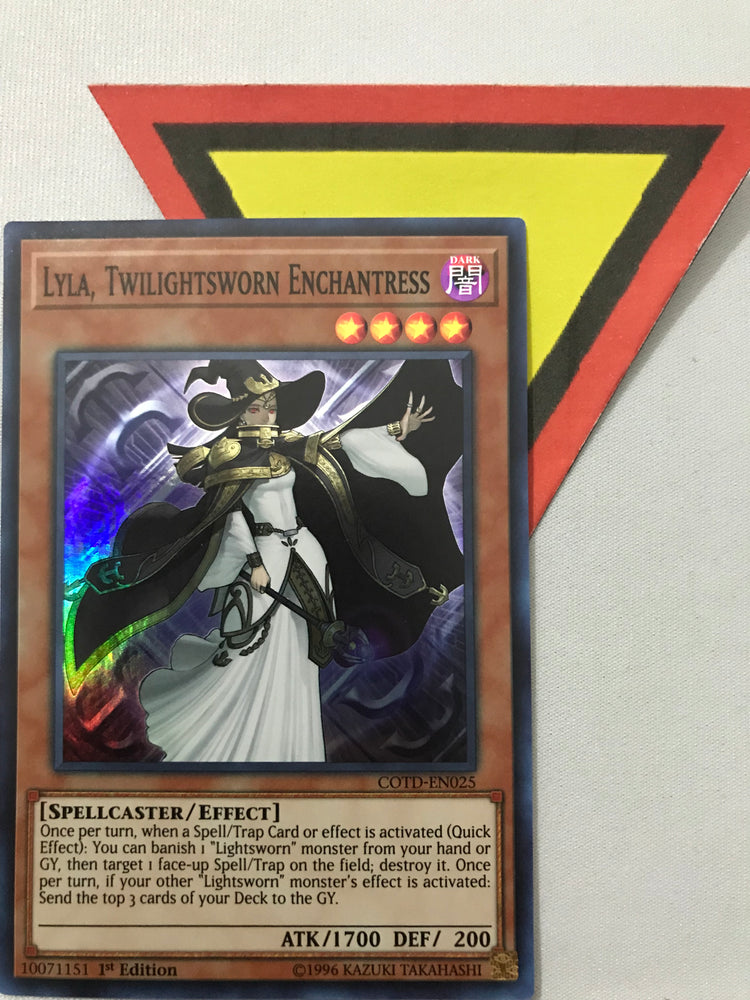 LYLA, TWILIGHTSWORN ENCHANTRESS / SUPER - Various - 1ST