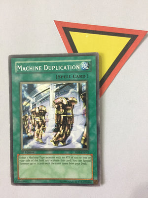 MACHINE DUPLICATION - RARE - RDS-EN041 - 1ST ED. - LP
