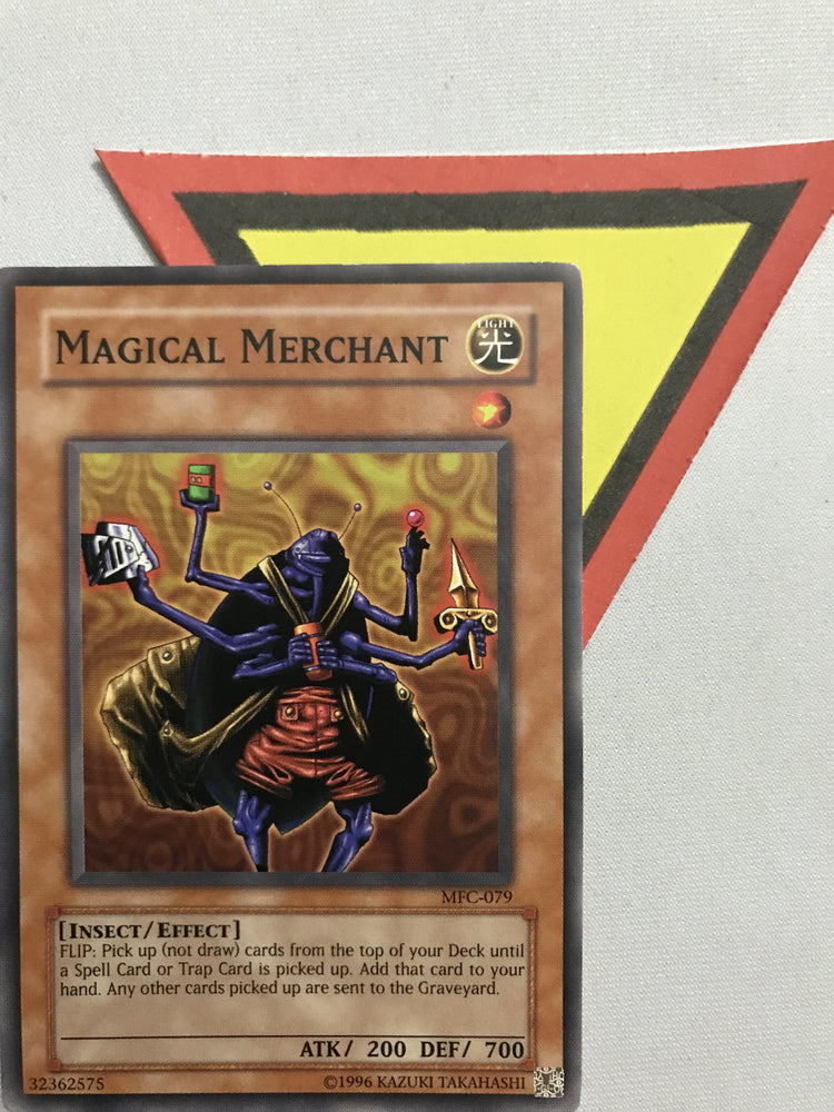 MAGICAL MERCHANT - COMMON - MFC-079