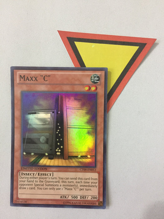 MAXX 'C' / SUPER - CT09-EN012 - LIMITED