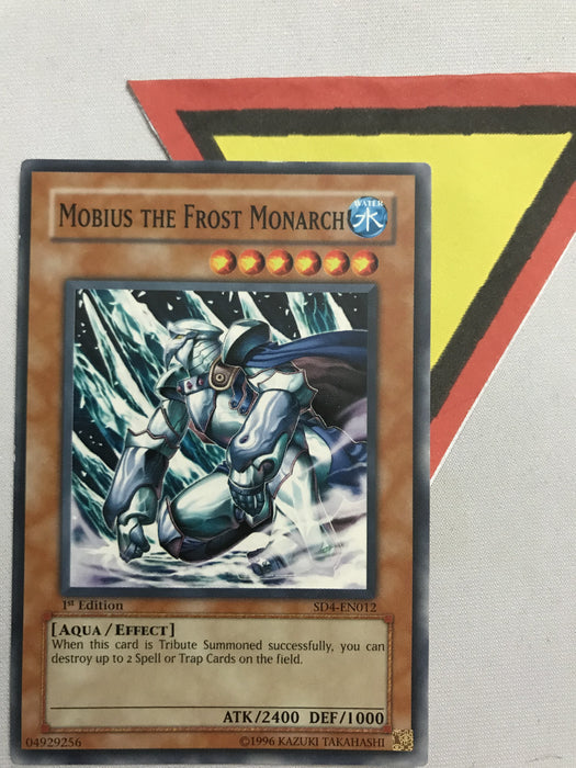 MOBIUS THE FROST MONARCH - COMMON - SD4-EN012 - 1ST