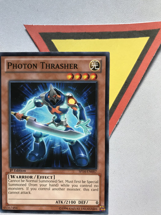 PHOTON THRASHER - COMMON - VARIOUS - 1ST