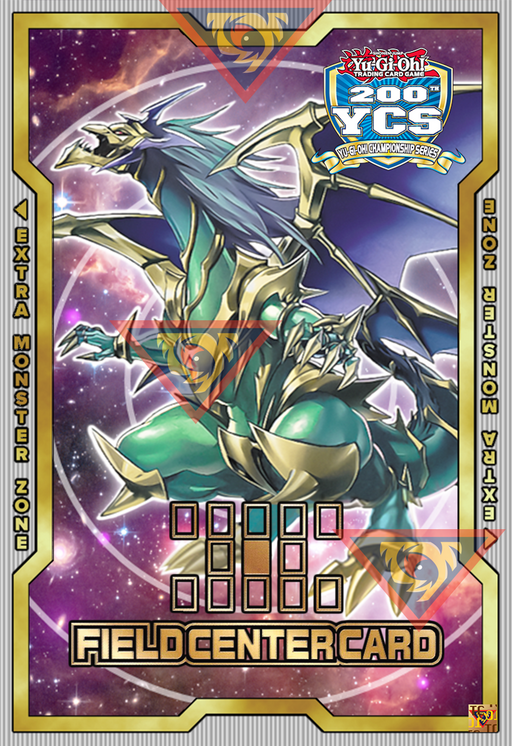 ORICA - Chaos Emperor, the Dragon of Armageddon - Full Art - Field Center Card