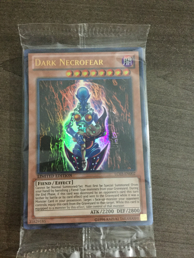 Promo Cards (LC03-EN002) (Legendary Collection 3: Yugi's World)