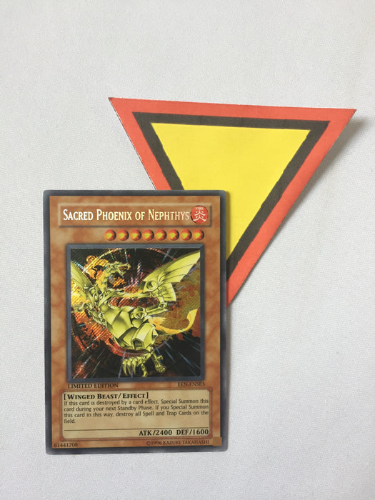 SACRED PHOENIX OF NEPHTHYS - SECRET - EEN-ENSE3 - LIMITED