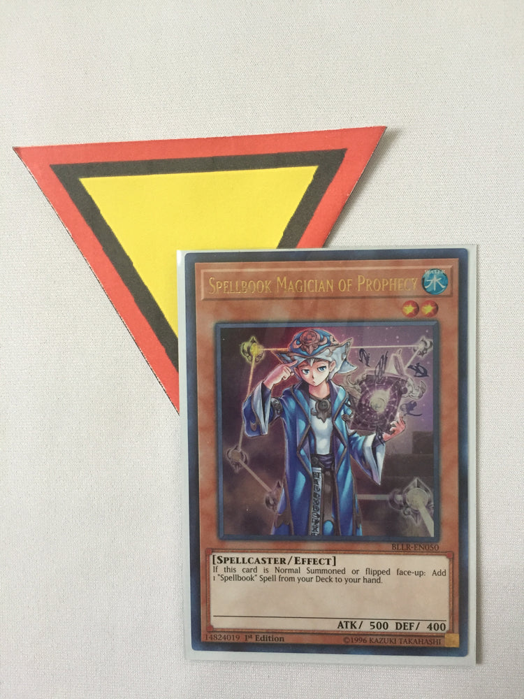 SPELLBOOK MAGICIAN OF PROPHECY - ULTRA - BLLR-EN050 - 1ST
