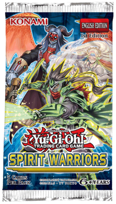 Booster Pack: Spirit Warriors