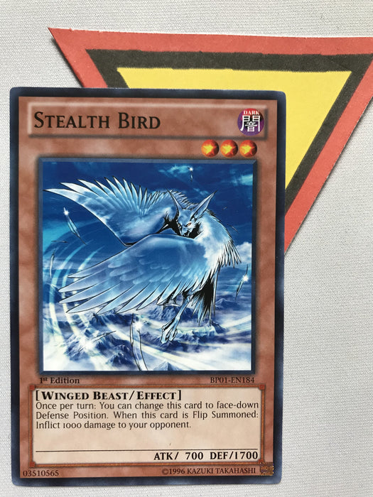 STEALTH BIRD - COMMON - BP01-EN184 - 1ST