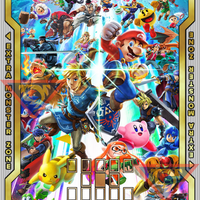ORICA - Smash Bros Ultimate 01