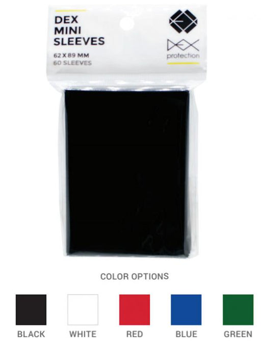 Sleeves: DEX Protection