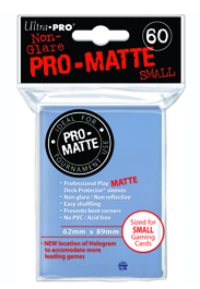 Ultra Pro - Pro-Matte Small Sleeves - Various Colours