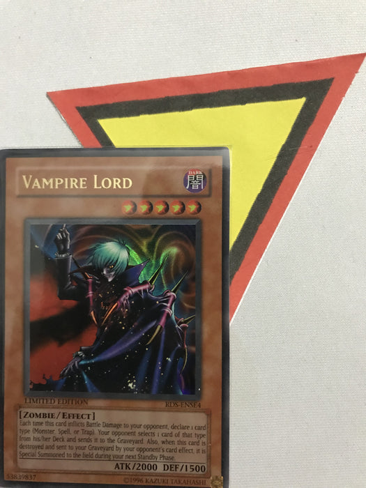 VAMPIRE LORD - ULTRA - RDS-ENSE4 - LIMITED