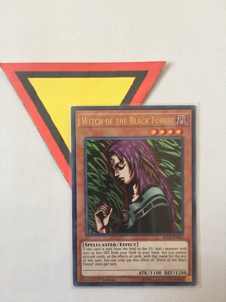 WITCH OF THE BLACK FOREST - ULTRA - BLLR-EN046 - 1ST