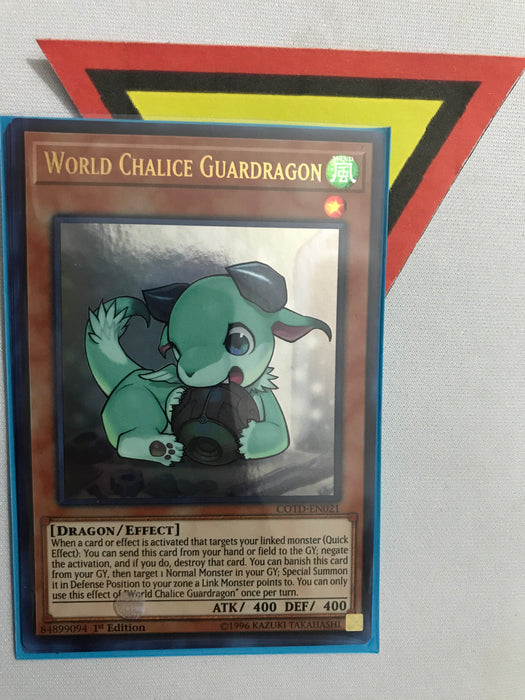 WORLD CHALICE GUARDRAGON - ULTRA - COTD-EN021