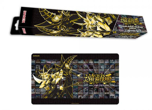 Playmat : Golden Duelist (Free Shipping CA)
