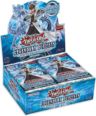 Booster Box: Legendary Duelists White Dragon Abyss - 1st
