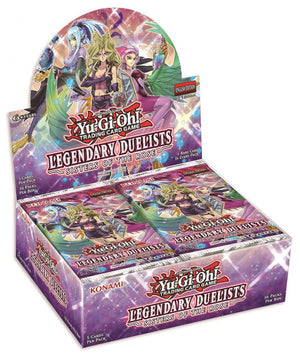 Booster Box: Legendary Duelists: Sisters of the Rose - 1st