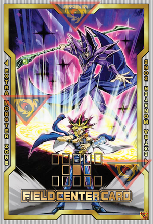 ORICA - Yugi & Dark Magician 01 - Full Art