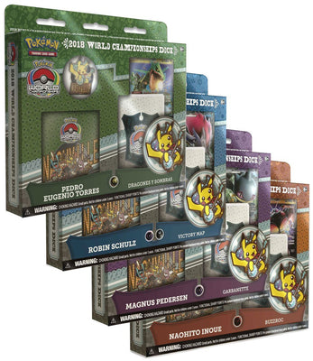 2018 Pokemon World Championships Decks