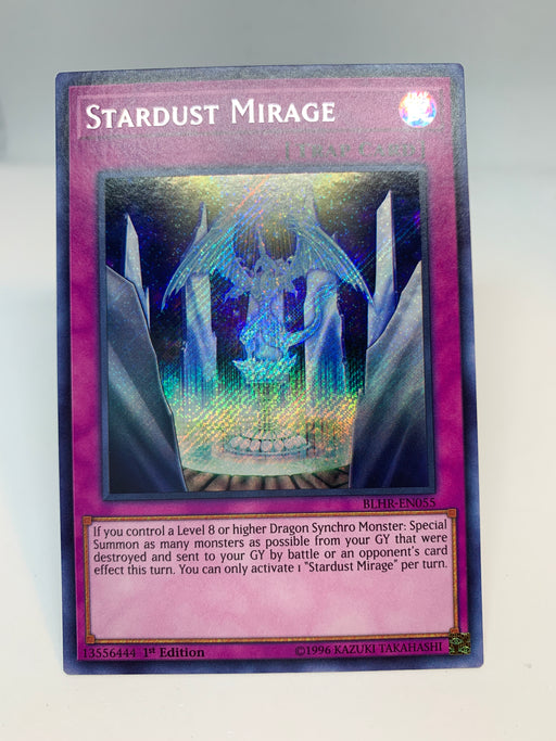 Stardust Mirage / Secret - BLHR-EN055 - 1st
