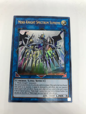 Mekk-Knight Spectrum Supreme - Ultra - EXFO-EN047