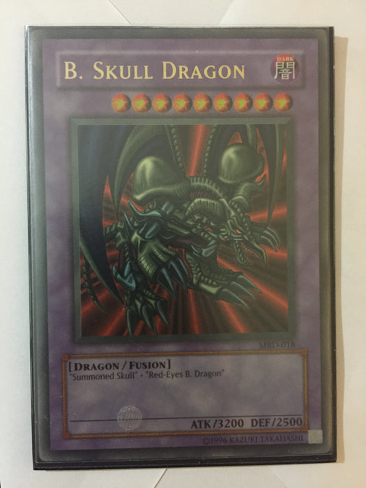 B. Skull Dragon / Ultra - MRD-018