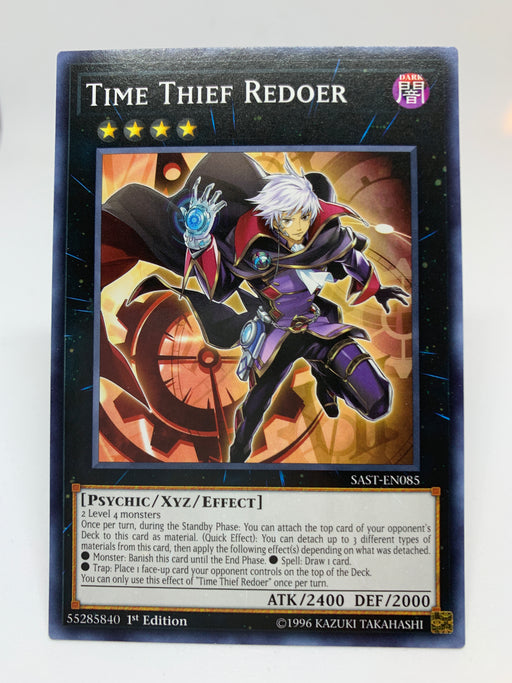 Time Thief Redoer / Common - SAST-EN085 - 1st