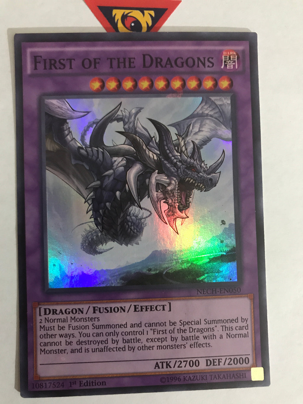 First of the Dragons / Super - NECH-EN050 - 1st