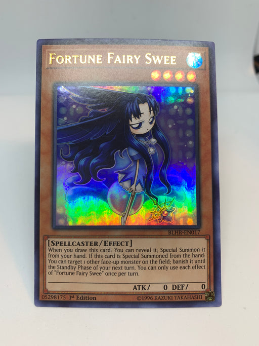 Fortune Fairy Swee / Ultra - BLHR-EN017 - 1st