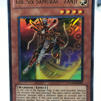 The Six Samurai - Zanji / Ultra - RYMP-EN092
