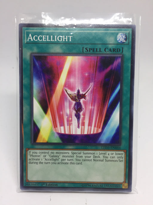 Accellight / Common - LED3-EN044 - 1st