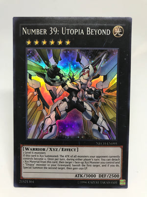 Number 39: Utopia Beyond / Super - NECH-EN095