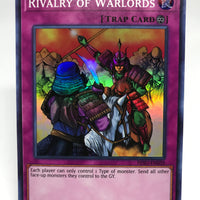 Rivalry of Warlords / Super - HISU-EN059 - 1st