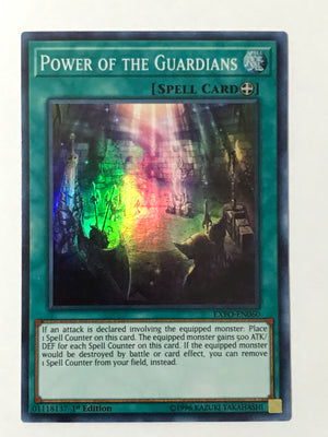 Power of the Guardians - Super - EXFO-EN060
