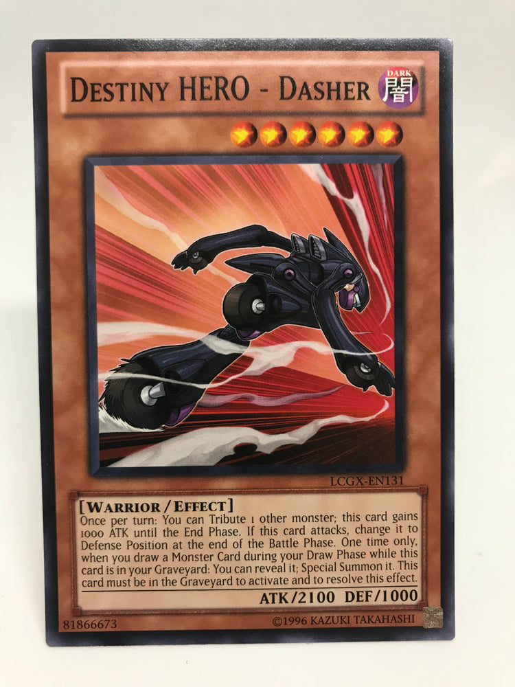 Destiny HERO - Dasher / Common - LCGX-EN131