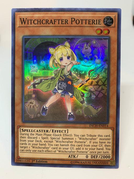 Witchcrafter Potterie / Super - INCH-EN014 - 1st
