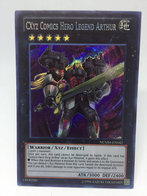 CXyz Comics Hero Legend Arthur / Secret - NUMH-EN042
