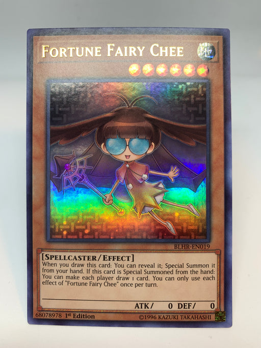 Fortune Fairy Chee / Ultra - BLHR-EN019 - 1st