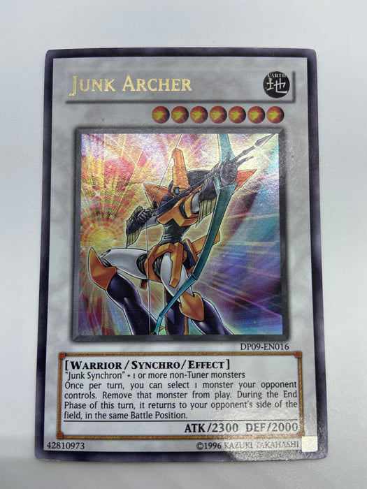 Junk Archer / Ultra - DP09-EN016