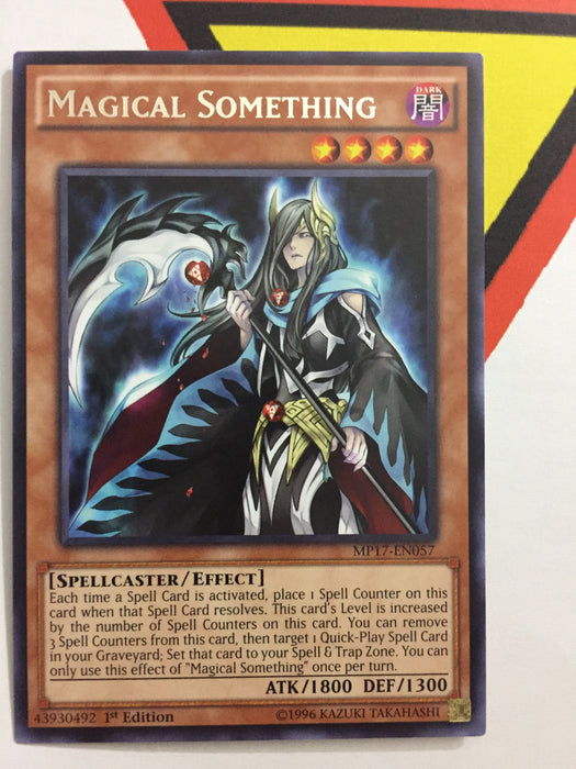 Magical Something / Rare - MP17-EN057 - 1st