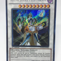 Ally of Justice Field Marshal / Secret - HA02-EN030 - 1st