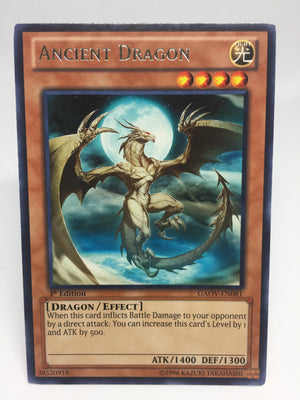 Ancient Dragon / Rare - GAOV-EN081 - 1st