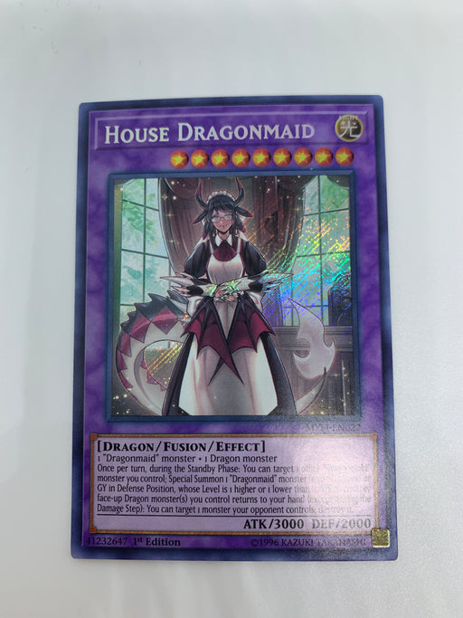 House Dragonmaid / Secret - MYFI-EN022 - 1st